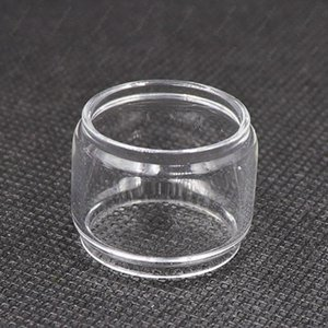 Zengrongchun Fat Extend Replacement Bulb Bubble Glass Tube for TFV12 prince Resa TFV8 big baby Vape pen 22 Valyrian Fireluke Mesh pro DHL