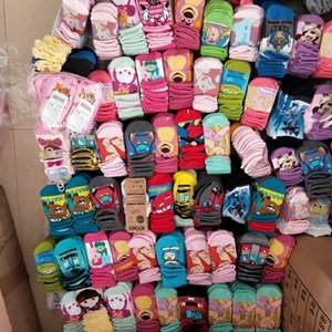 0xcpt Kindertages Cartoon Cartoon flachen Mund niedrig Mtk2z gerade Boot board Socken Ecke Top-Boots-Socken biologischen