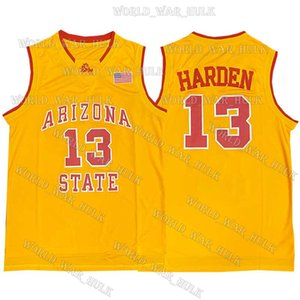 NCAA 13 Harden LeBron 23 James Jersey Jayson 0 Tatum Tyler 14 Herro Dwyane 3 Wade College Larry 33 Bird Basketball Jerseys