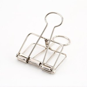 3 Sizes Ins Colors Gold Sliver Rose Green Purple Binder Clips Large Medium Small Office Study Binder Clips Office Accessories jllLhi jhhome