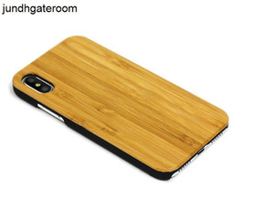 X Fashion Wood PC Case 10 7 8 pingguo 5 6 6s plus Waterproof Wooden Bamboo Cell Phone Cover Hard Shell For sanstar galax