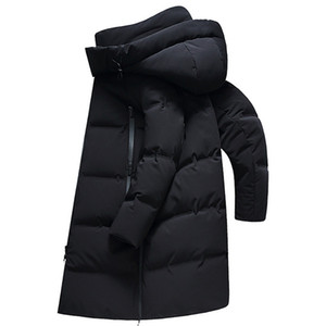 Hot Sale Winter Thick Down Jacket Fear Comfortable Designers Trend Of Mens God Sleeve Male Men S Warm Clothing Jackets Letters Hooded Lhxws