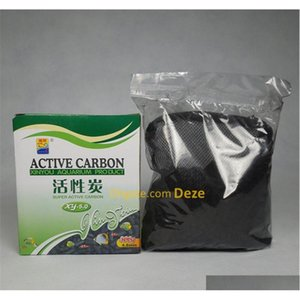 5pcs / lot 300g Aquarium Tank Aquarium Activé Carbon Aquaponics Pond Marine Tinter Filtre QYLMHJ BDE_LUCK
