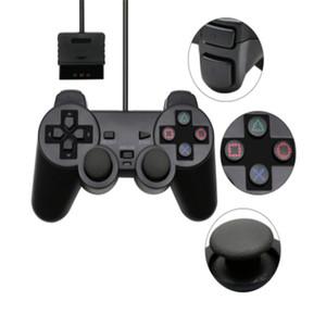 لحقيبة PS2 السلكية وحدة تحكم غمبد مانيت للبلاي ستيشن 2 نيتها إصدار قبضة المقود كونترول مندو تحكم لعبة وحدة التحكم OPP