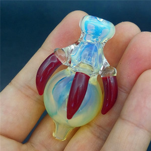 Glass Dragon Claw Cap Suit For 25mm Quartz Banger Glass Bong Water Pipes Bubbler Water Bongs Hookahs High Quality
