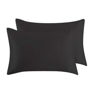 Multi Pure Color Pillow Case Satin Soft Square Polyster Della Casa Divano letto auto Biancheria da letto Decorazione Tiro cuscini Nuovo Arrivo 6 29NK L2