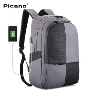 Мужская рюкзак моды рюкзак High School Student Студенты колледжа Сумка Путешествия Бизнес Компьютерная сумка M180109