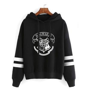 Casual New Hogwarts Men Women Hoodies Sweatshirts brand Clothing HOGWARTS Tracksuit Streetwear Hip Hop Hoodie Boys girls Tops