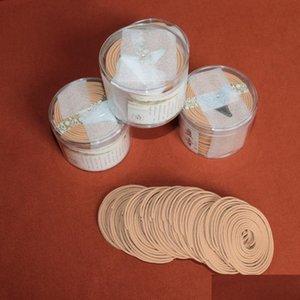 Promotion Natural Indian Sandalwood Incense Coil 48 Coils Per Box Burning 4 Hours coil Sandal Coi jllLfK loveshop01