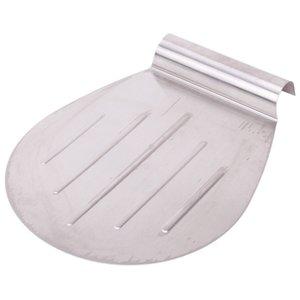 كعكة مجرفة الفولاذ المقاوم للصدأ نقل صينية كعكة أدوات الخبز تتحرك لوحة كعكة رافع شفرة مجارف خبز المعجنات مكشطة 2020 T200524