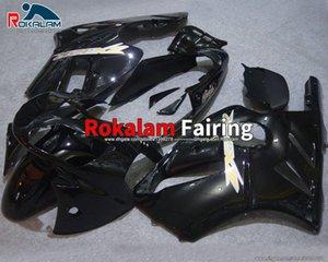 NINJA 2005 2006 Pièces de moto ZX-12R pour Kawasaki 2002 2003 2004 2004 ZX12R ZX 12R Catériel Kits de carénage (moulage par injection)