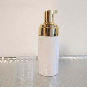 12ps 100ml의 플라스틱 폼 펌프 리필 빈 화장품 병을 병 201012 황금와 클렌저 비누 거품 샴푸 병 속눈썹