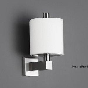 Bagnolux Toilettenpapierhalter Platz Großhandel Promotion 304 Edelstahl Toilettenpapier Hanger SUS Badezimmer Blättchen T200425