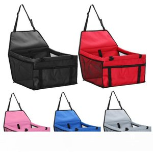 Oxford Waterproof Pet Dog Carrier Pad Safe Folding Cat Puppy Bag Dog Car Seat Seat Bag Basket Pet Products