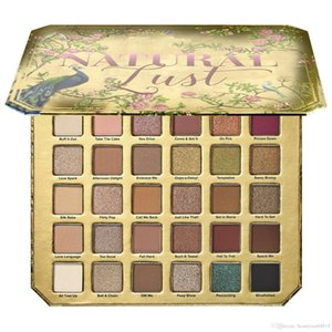 2021 New Faced Natural Lust Eyeshadow Palette 30 colors Long-lasting Shimmer&Matte Eye Pigmented Pressed Shadow Powder Cosmetics Free Ship