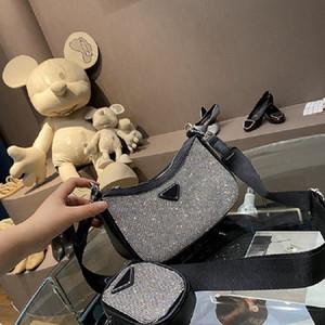 Mode hadbags Femme Sacs à bandoulière femme Sac Sac en cuir de vache de haute qualité diamant taille moyenne Top Rank Hot Sale Retro Designer spécial New Style