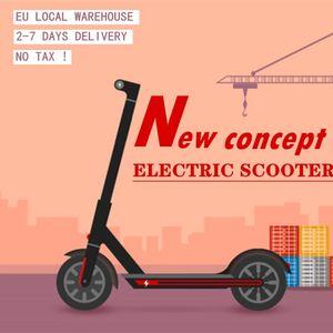 3-5 entrega de los días Kick Scooter eléctrico 250W plegable para bicicleta scooters para adultos 36V con LED de visualización de alta velocidad Off Road MK083