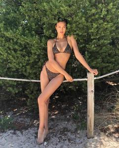 Été 20ss Mesdames Beach Prestige Maillot de bain Super sexy Bikini Lingerie 2 pièces Maillot de bain Designer Maillot de bain pour femmes Grossistes