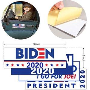 الانتخابات FWL شحن 5 أنماط بايدن وظيفة 2020 ملصقات السيارات الأمريكية العام 7.6 * 22.9cm الوفير ملصقا لصائق السيارات سيارة المقرب FWA1073