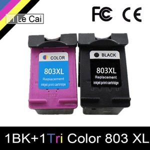 YLC 803XL Compatible ink cartridges For 803 XL For Deskjet 1112 2132 1111 2131 3632 3830 4652 printer1