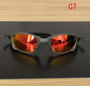 MTB Men Cycling Sunglasses Occhiali da sole Polarizzati Glasses Cornice in lega Occhiali da ciclismo 100% UV400 Goggles Bike Pesca OC Jllxcn Dhzlstore