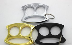 New Brass Knuckles Ring Tactical Survival Multi-functional Self Defense EDC Dusters Bottle Opener EDC tools Free shipping