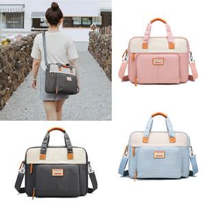 New Women Laptop Bag Case Macbook 13.3 14 15.6inch Notebook Carrying Sleeve Cover Shoulder Messenge for Fashion Girl Handbag