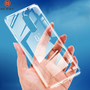 Ultra Thin Soft Silicon Clear Transparent Phone Case for OnePlus 5 5T 6 6T 7 7T 8 Pro Nord Body Protective Funda for One Plus 8