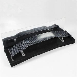 1/10 Scale RC Drift Car Пластиковые Спойлер заднего крыла из углеродного волокна шаблон с трибунами 4CH RC Off-Road Тип автомобиля колесо