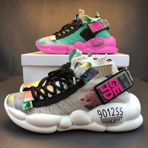 Women Chunky Platform 5cm Thick Sole Ladies Casual Vulcanize Shoes Web Celebrity Dad female fashion Sneakers Designer Q1104