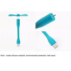 Siancs Mini Симпатичные портативные гибкие вентиляторы USB скрепленные съемные USB-гаджеты Низкая мощность для PowerBank для ПК для La Wmtpai