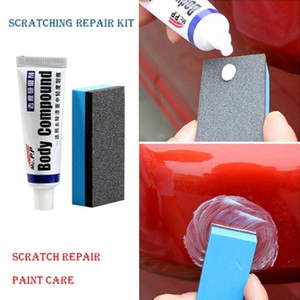 Professional Vehicle Scratching Remover Repair Car Wax Strong Decontamination for Cars Motorcycles Car Removal Tool Accessories