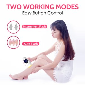 Electric Epilator Pulsed 600000 Flash Professional IPL Laser Hair Removal Instrument Painless Light Device Hair Remover MachineR