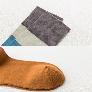 Women's Socks Hot Sale New Socks Harajuku Cotton High Quality Gifts Happy Ladies + Socks 201012