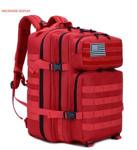 кемпинг альпинизма пачки рюкзака сумка рюкзак Laser Cut Molle сумка Спортивная сумка треккинг Рюкзак Туризм Открытых Сумки Tactical