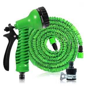 Magic Garden Water Hose Flexible Hose Expandable Garden Reels Tube Car Watering Connector Irrigation With Spray Gun1
