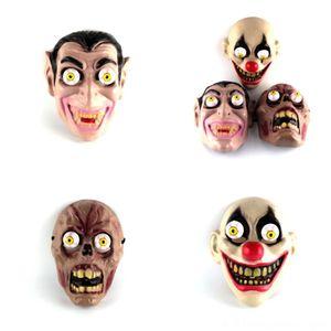 Spiel 3sA5z Rotten Carnival Imp Versand Emulsion Partei Maske Hallowmas Hood Latex Terrorist Grimasse Corpse Toy Geist-Trick-lustiges Ma Xfmg Maske