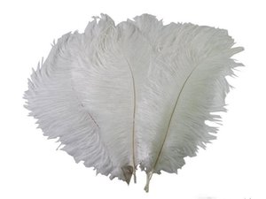 30-35cm Beautiful Ostrich Feathers for DIY Jewelry Craft Making Wedding Party Decor Accessories Wedding Decoration