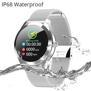2020 Smart Watch Women Heart Rate Monitor Ip68 Swimming Fitness Bracelet Female Smartwatch For Iphone Ios Android KW10 Band