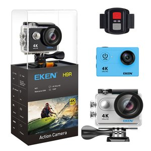 Mini DV Original EKEN H9R Waterproof Action Sports Camera with Remote Control 4K Ultra HD WiFi HDMI 1080P 2-inch LCD 170° Wide Angle