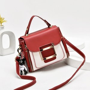 ryOf Top Quality Handbags Wallet Handbag Women Disco Bags Crossbody Soho Bag Handbags Bag Shoulder Fringed Messenger Bags Purse 24cm