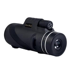 .Monocular 50x60 Мощные бинокли высокого качества Увеличить Большой Ручной телескоп Военный HD Professional Прицелы для охоты