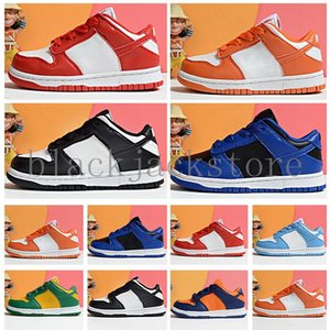 2020 Chunky Dunk SB Kids Running Shoes Boys Girls Casual Fashion Sneakers Athletic Children Walking toddler Sports Trainers V5AB6
