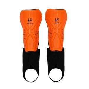 Kids Football Shin Guards Soccer Ankle Protection Leg Pads Calf Socks Belt Children Kick Boxing Taekwondo Equipment