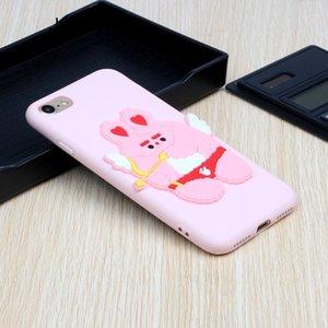 "Frog Mem Cases For telefon Estuche sFor Back Apple iPhone ajax 11 Pro 5.8"" 2019 7 Max Plus Soft Silicone Protector"