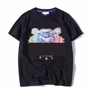 2020 NEW Мужских Женских дизайнер футболки Отпечатано мода люди футболка верхнего качество хлопок вскользь тройники с коротким рукавом Luxe Tshirts РАЗМЕР S-XXL