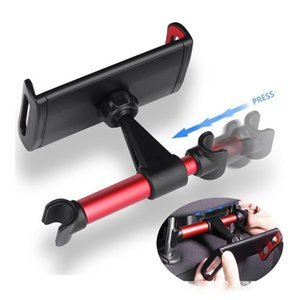 1 Pc Lot Mobile Phone Tablet PC Car Holder Stand Back Auto Seat Headrest Bracket Support Accessories for GPS DVD