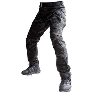 Sector Seven IX2 militaire multi poches Pantalon cargo foncé camouflage Pantalon tactique régulier Le pantalon pour hommes actifs 201112