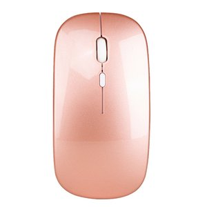 2,4 Подарок офиса Беспроводная мышь для ноутбука USB аккумуляторная ультра тонкий портативный аксессуары Бесшумный Mute Practical Home