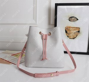 Fashion Designer Luxury Handbags Purses Champagne Bag Noe Neonoe Bucket Bag Women Brand Classic Style Genuine Leather Shoulder Bags